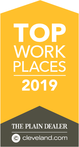 Top Work Places - 2018 - The Plain Dealer / Cleveland.com
